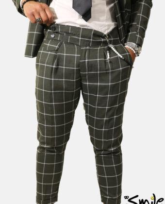 Pantalone Dubai Quadri