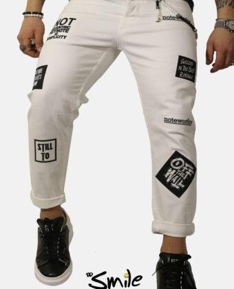 Jeans Black Side