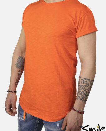 T-shirt-arancio