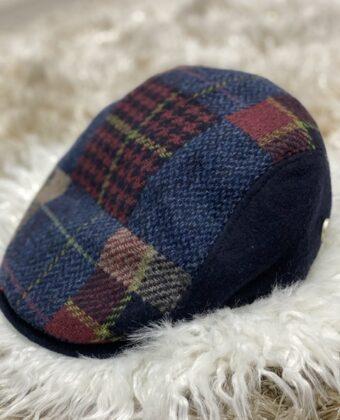 Coppola siciliana uomo donna cappello la a scozzese bombetta Ddsmile