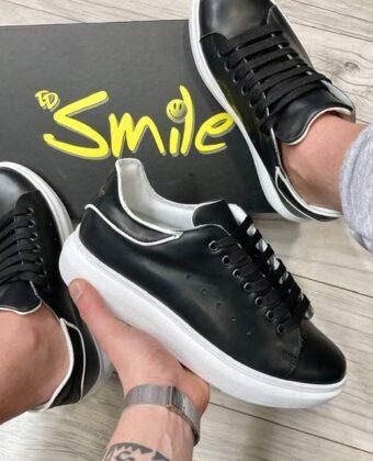 Shoes Sneacker uomo nera Ddsmile scarpe limited