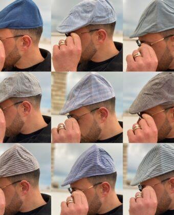 Coppola uomo estiva tantissimi modelli uomo o donna cappello basco in cotone